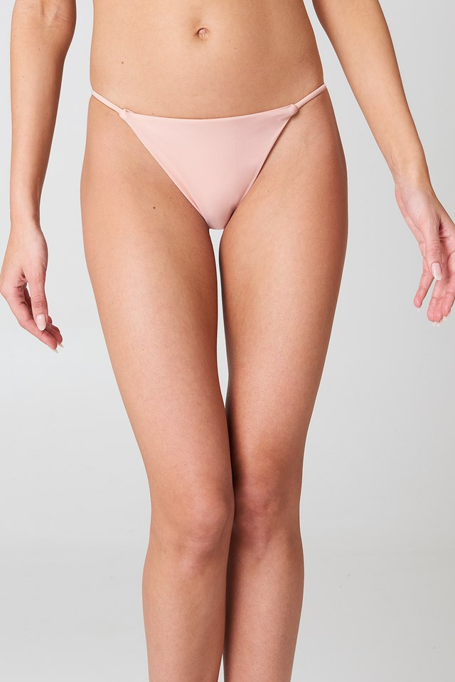 Brazilian Bikini Panty Pink