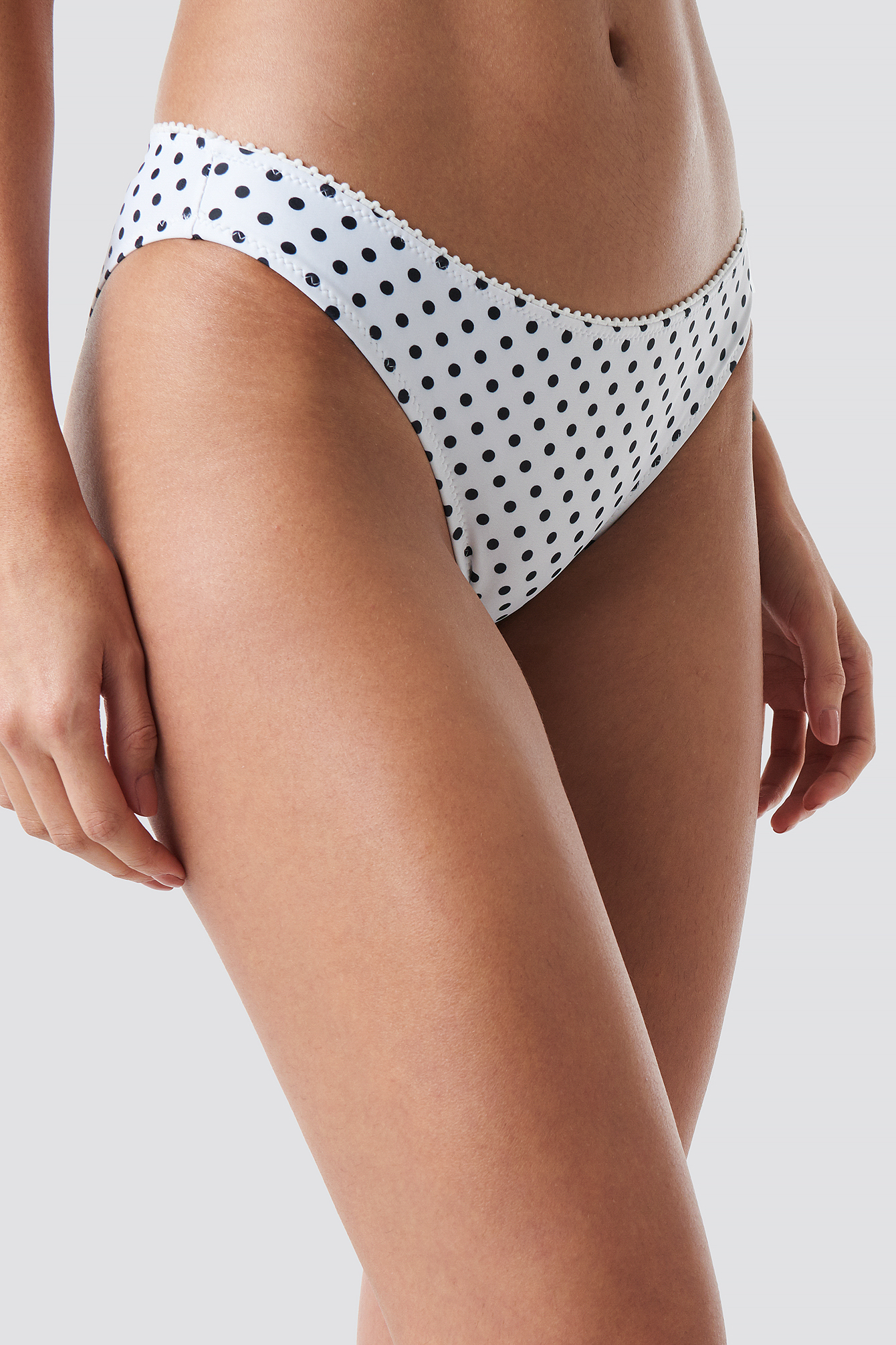Dotted Bikini Panty NA-KD.COM