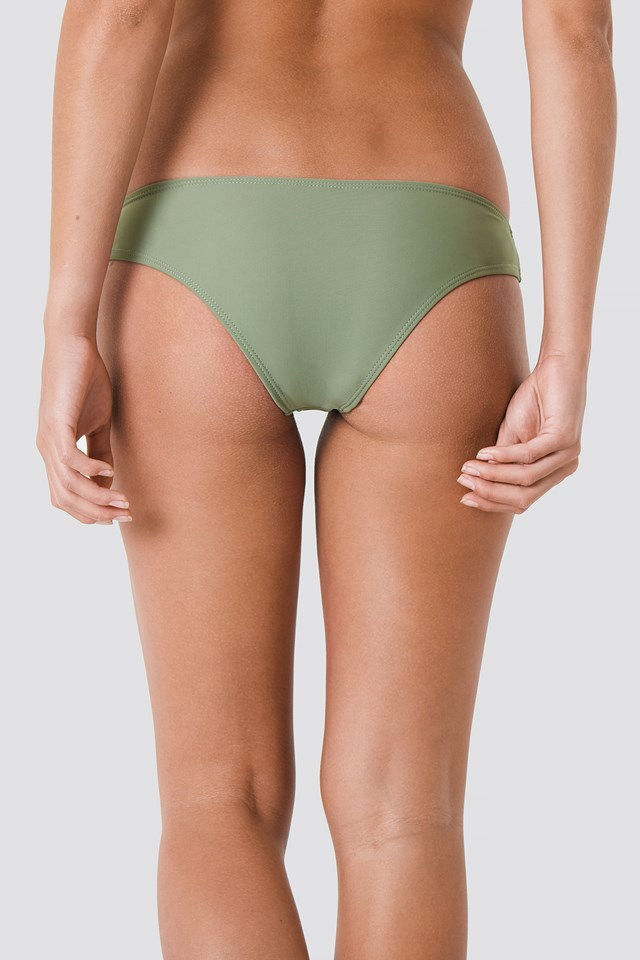 Flirty Bikini Panty Green