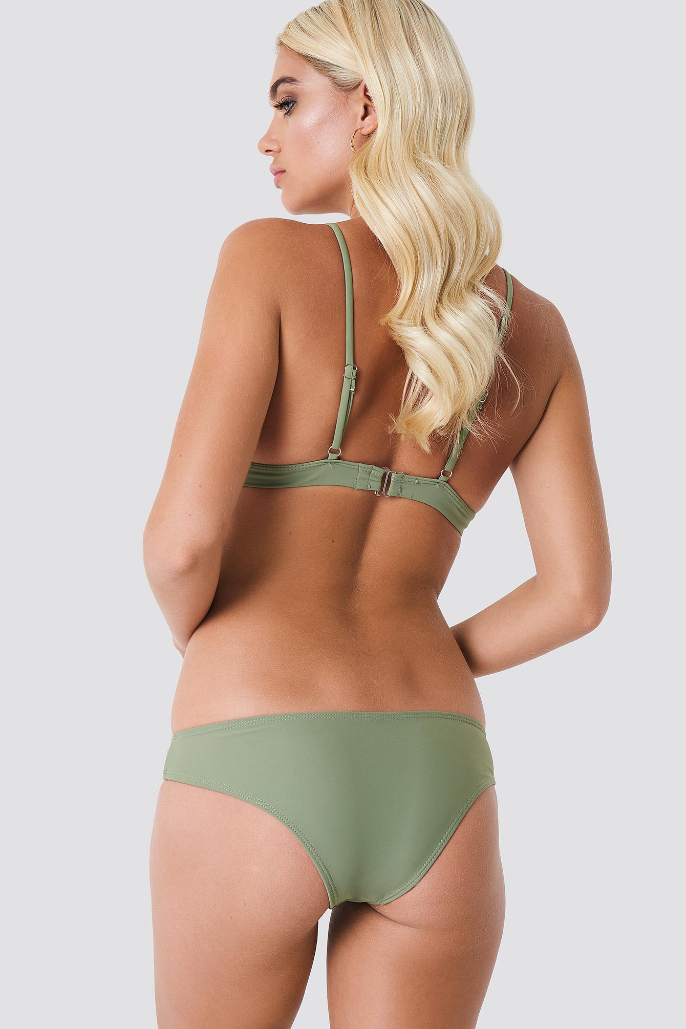 Trójkątna góra bikini Flirty NA-KD.COM