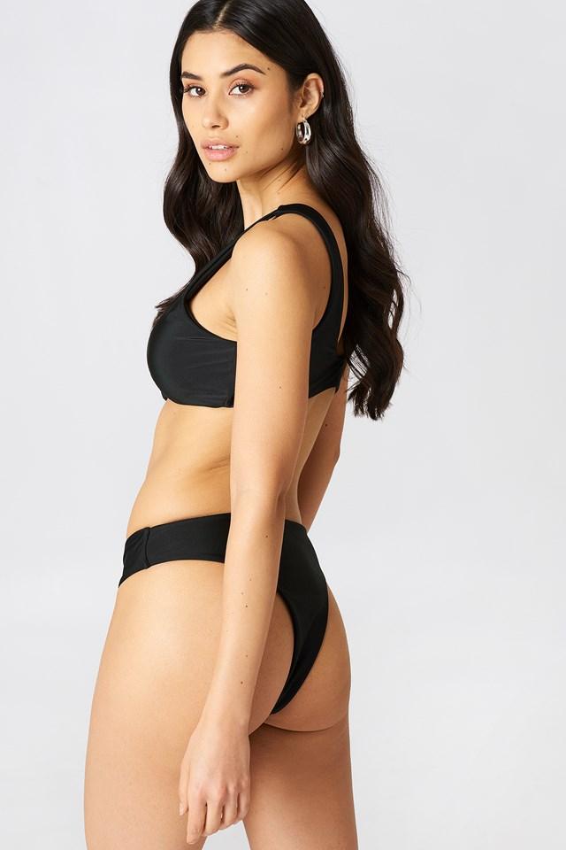 The Bikini Panty Black