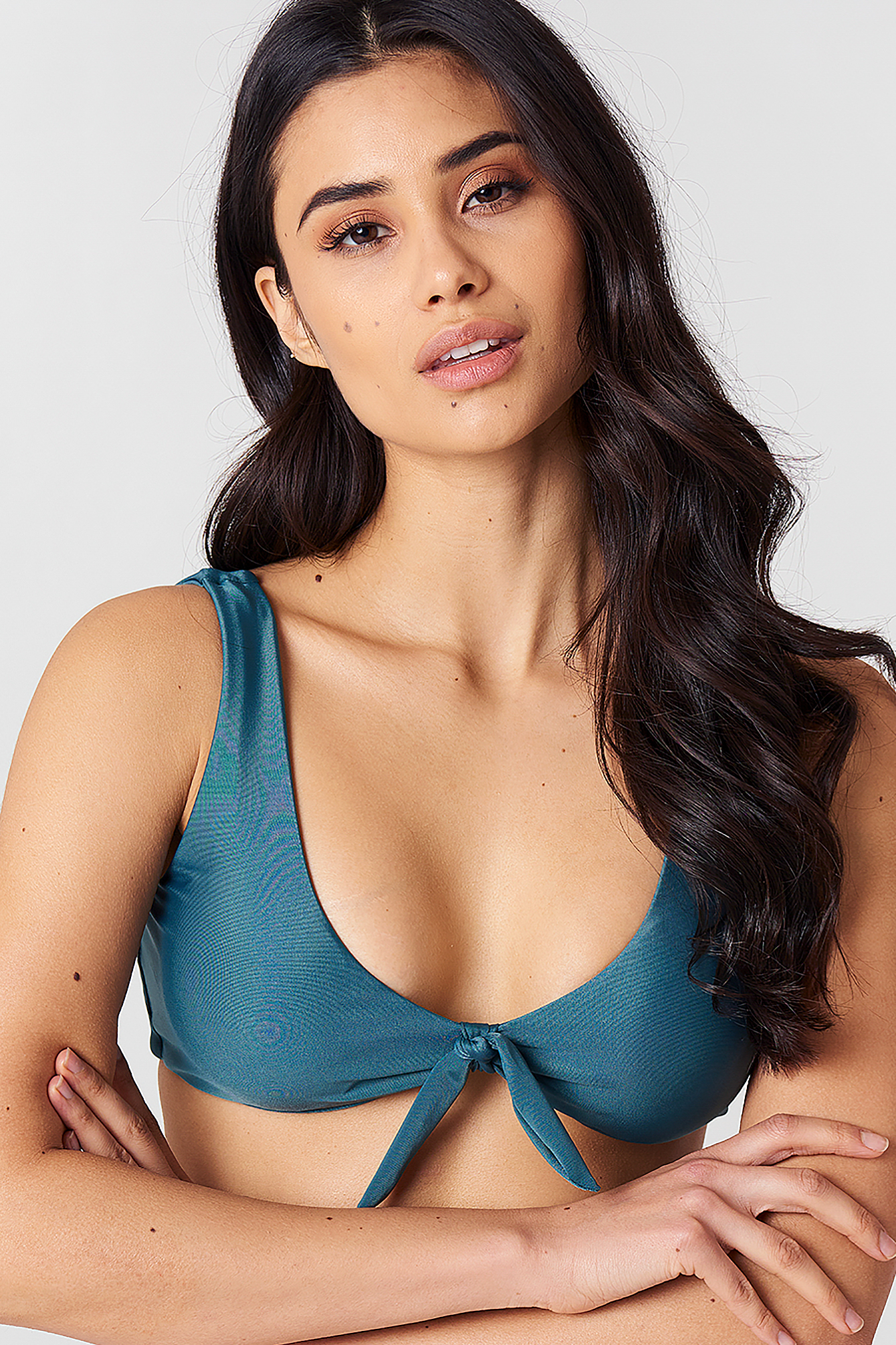 Tie Bikini Top NA-KD.COM