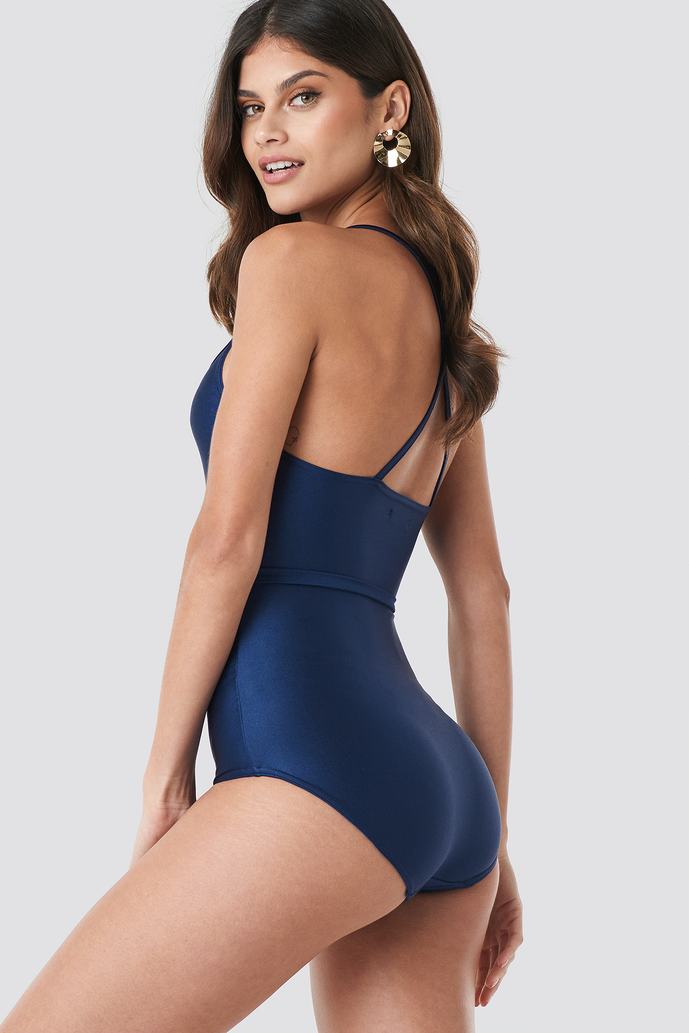 Navy Bella Swimsuit