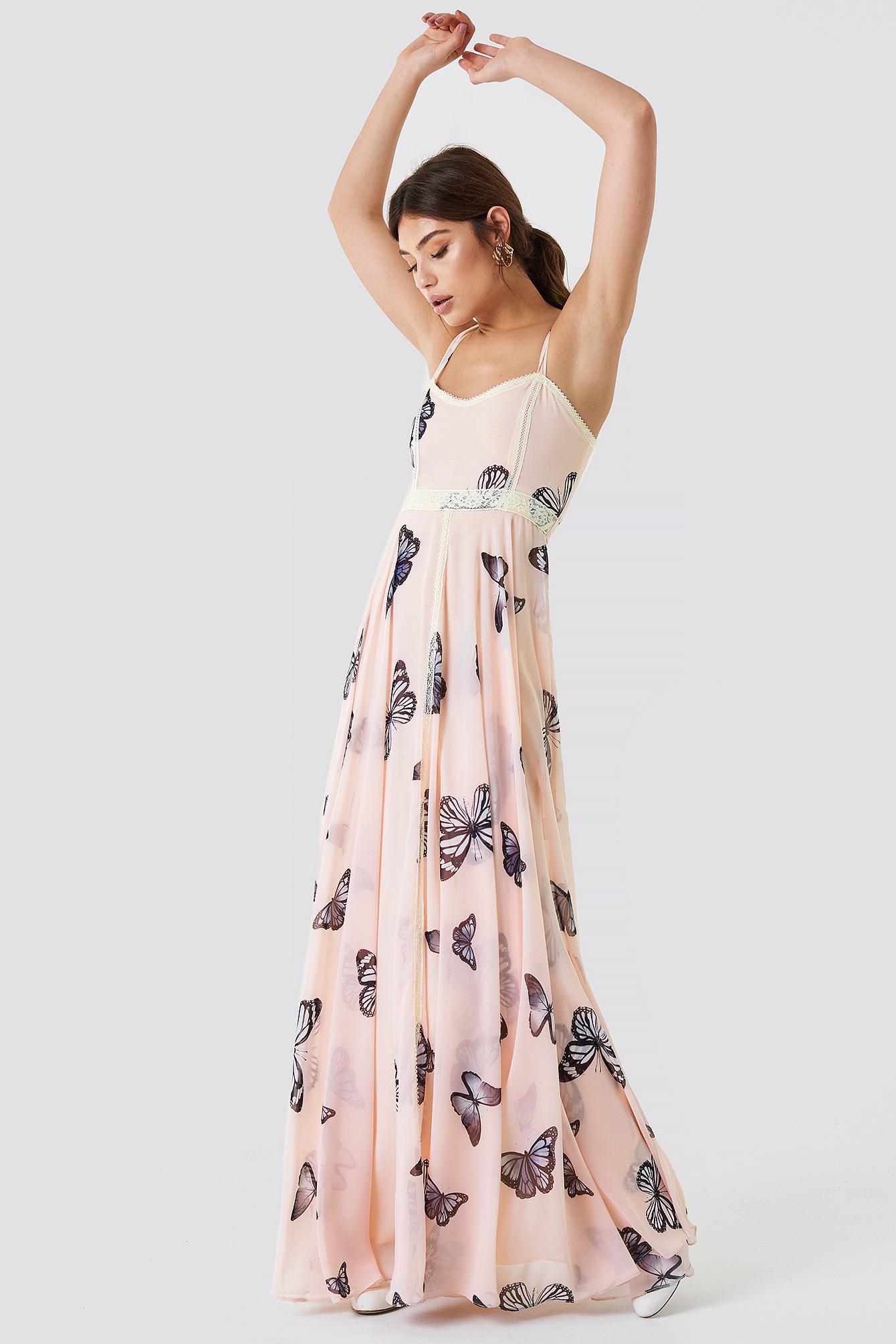 Sukienka Calista NA-KD.COM