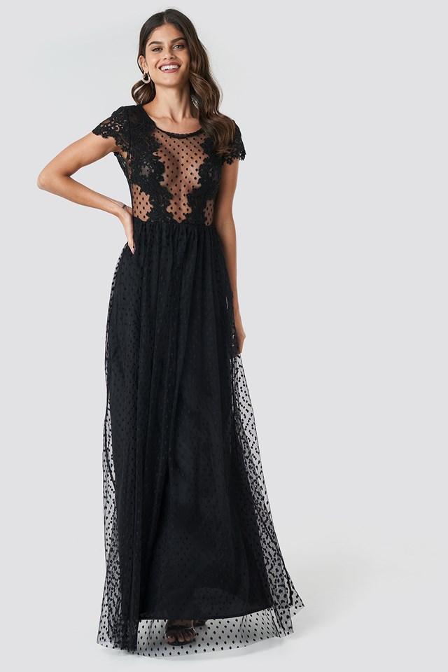 Dancer Maxi Dress Black