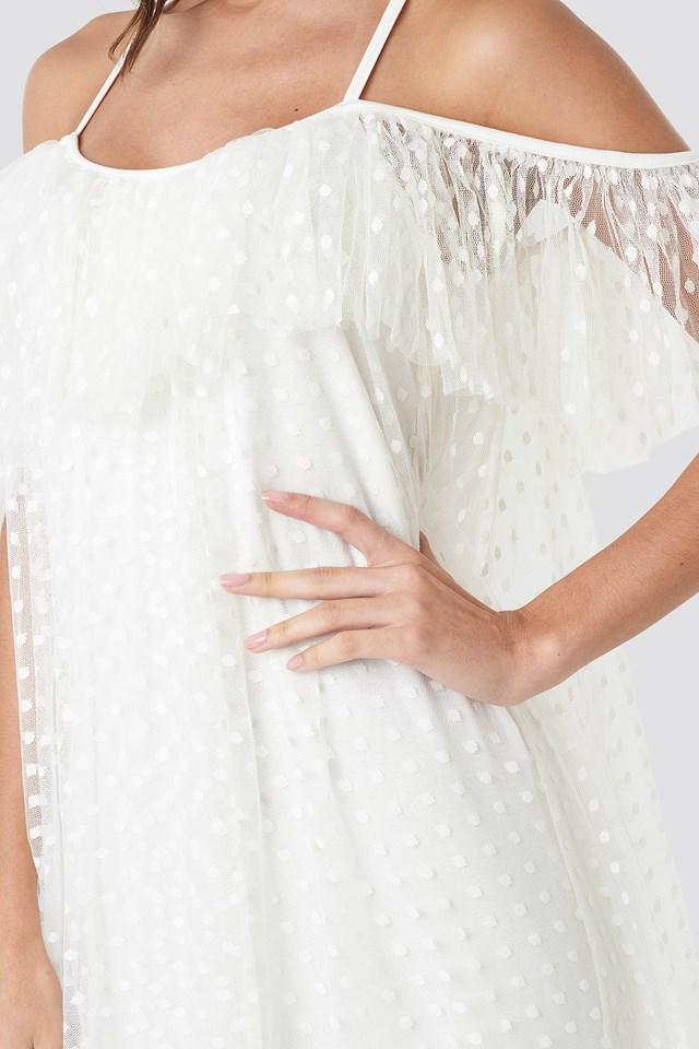 Elise Dress Ivory
