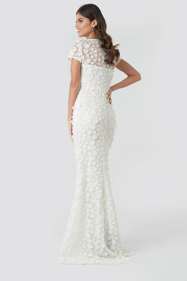 Gigi Dress Ivory