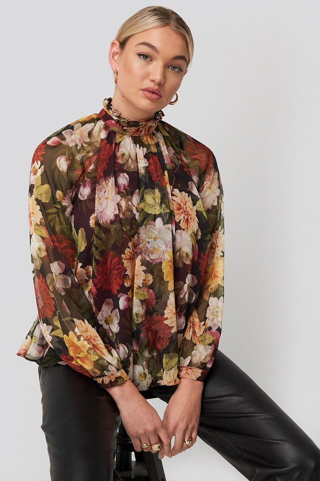 Phoebe Blouse Multi