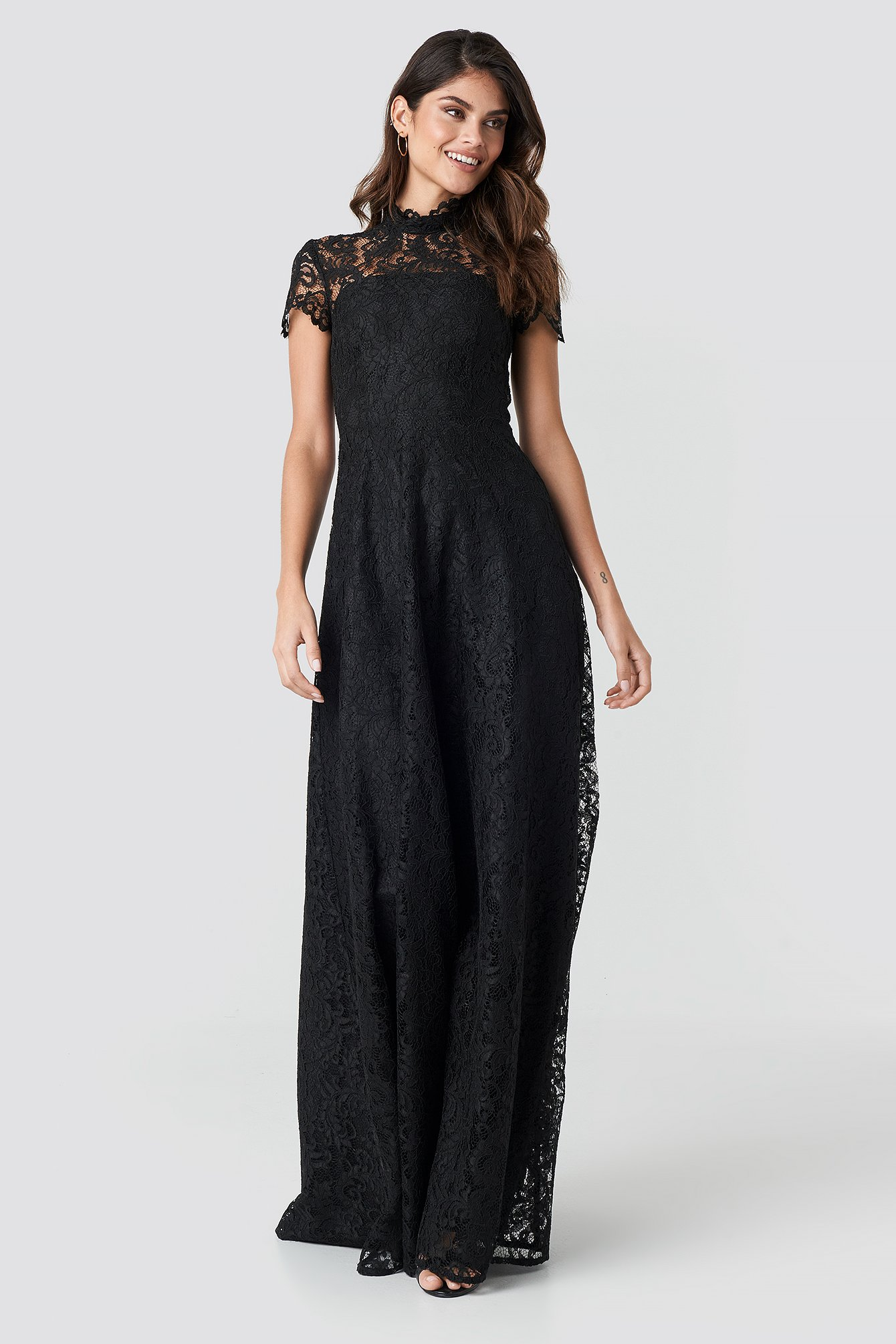 Siren Maxi Dress NA-KD.COM