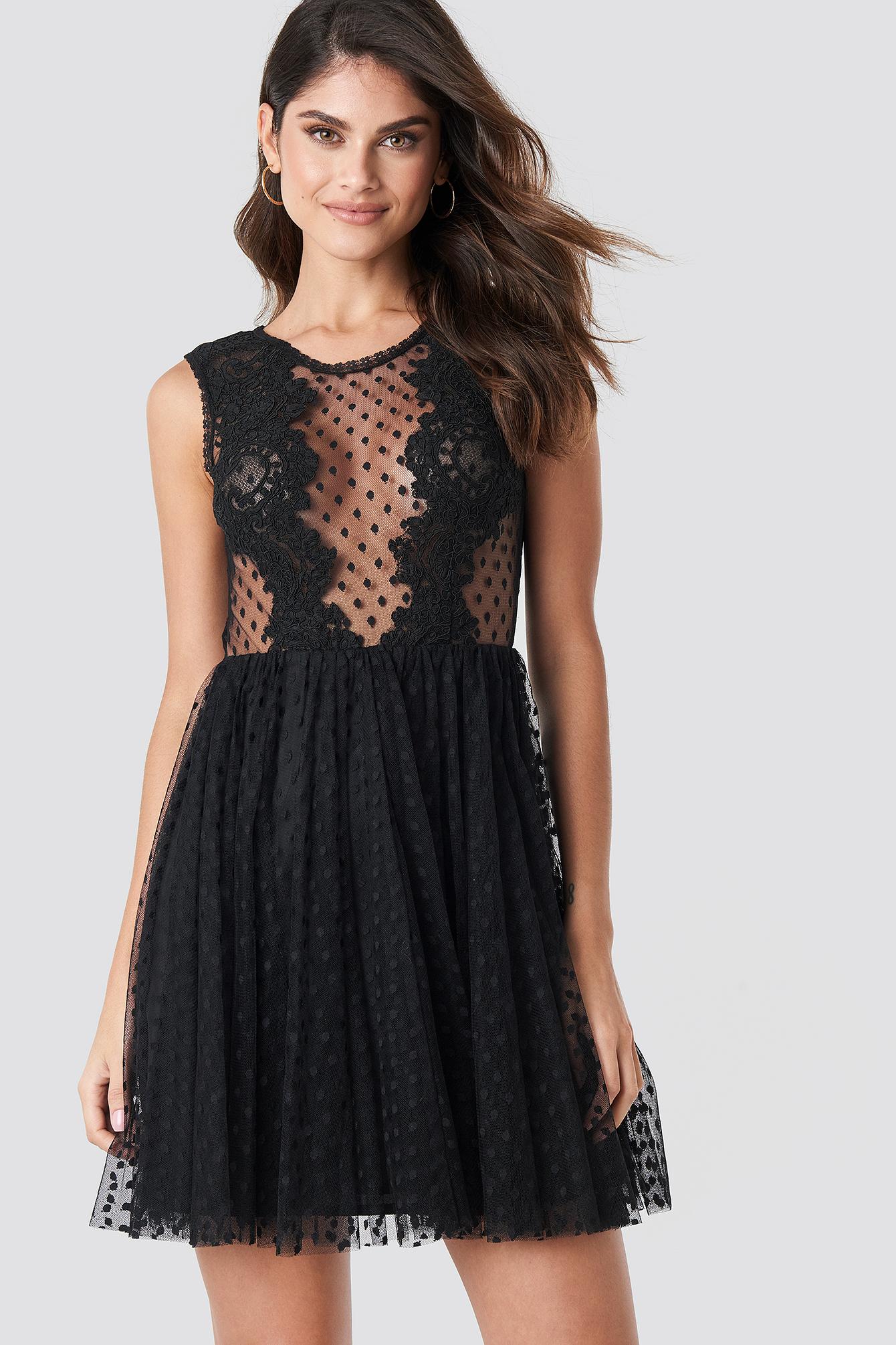 Trixie Dress NA-KD.COM