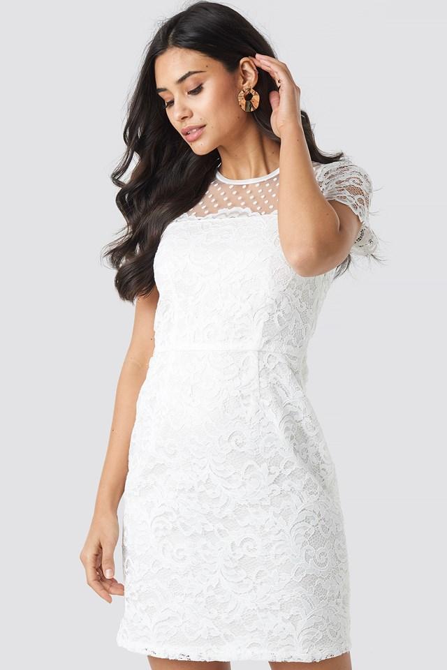 Variety Dress Ivory