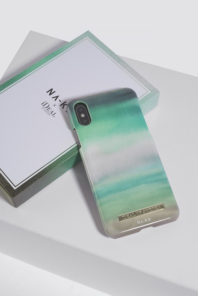iPhone X/XS Max Case Emerald Sky