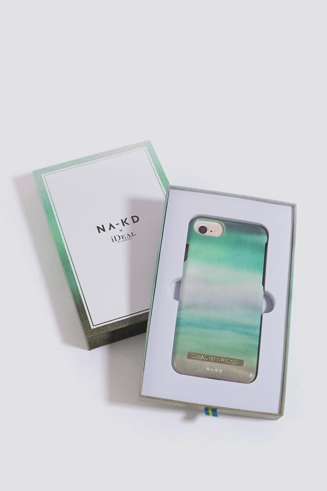 iPhone 8/7/6/6s Case Emerald Sky