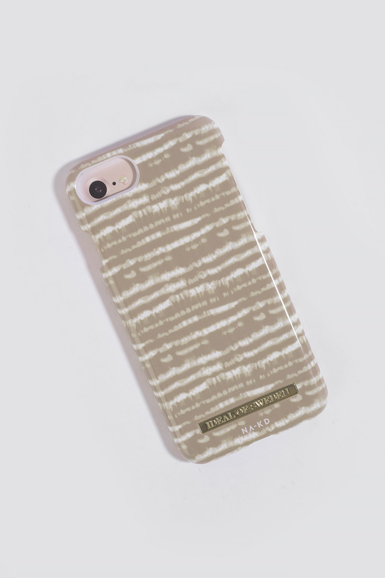 Ideal Of Sweden x NA-KD iPhone 8/7/6/6s Case - Beige