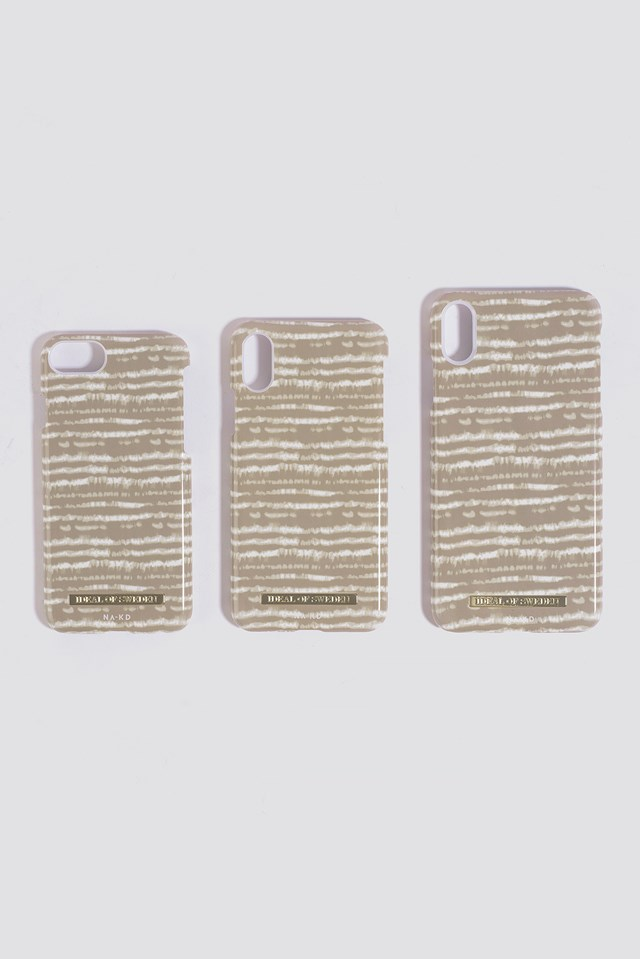 iPhone X/XS Case Tie Dye Desert