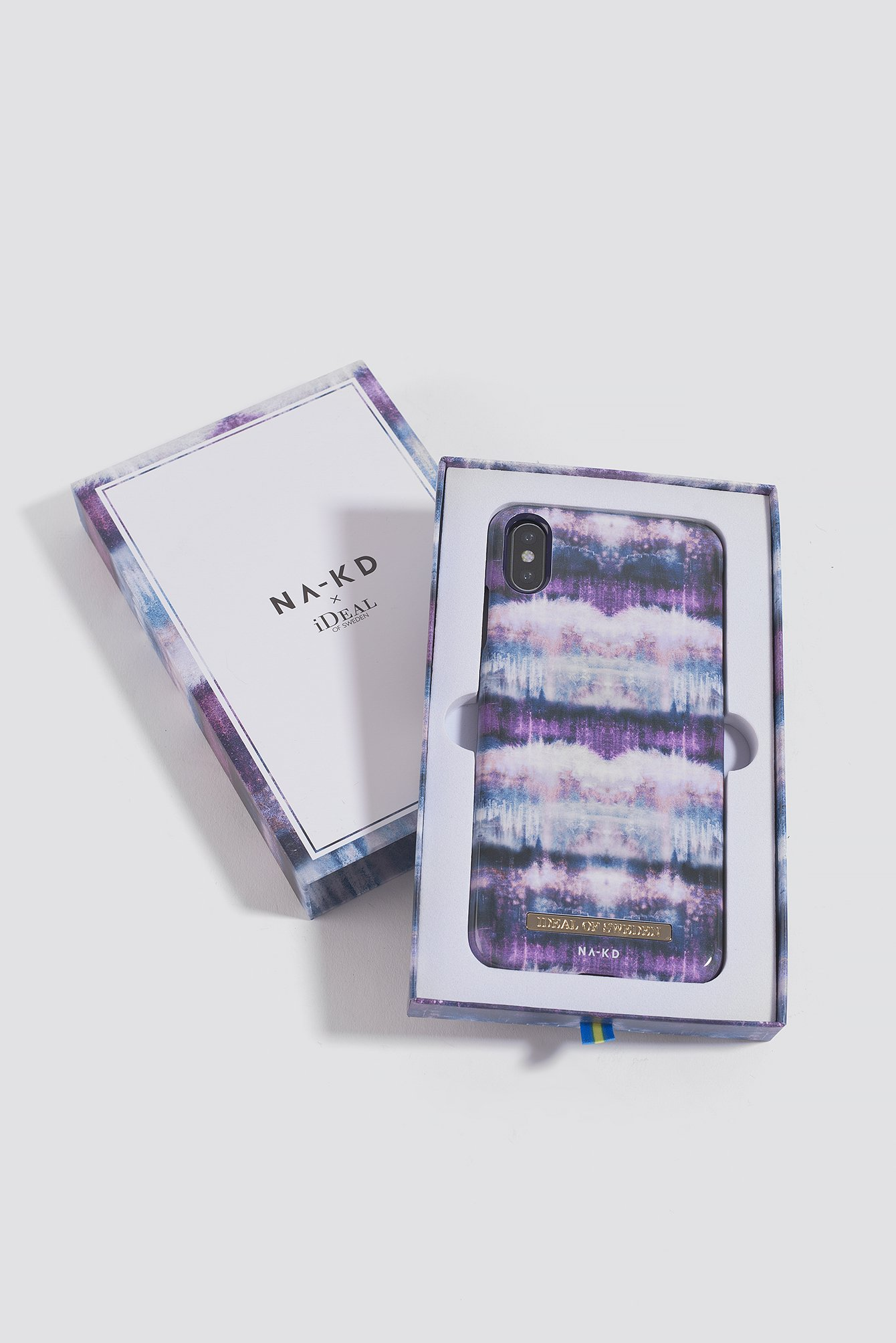 Lavender Rain iPhone X/XS Max Case
