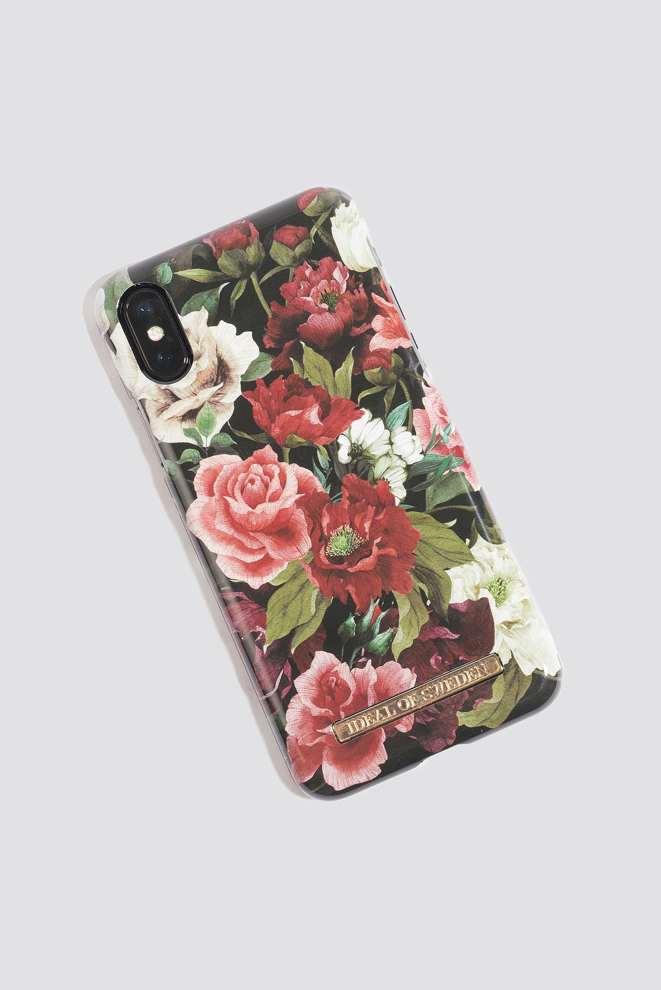 Antique Roses iPhone X Case NA-KD.COM