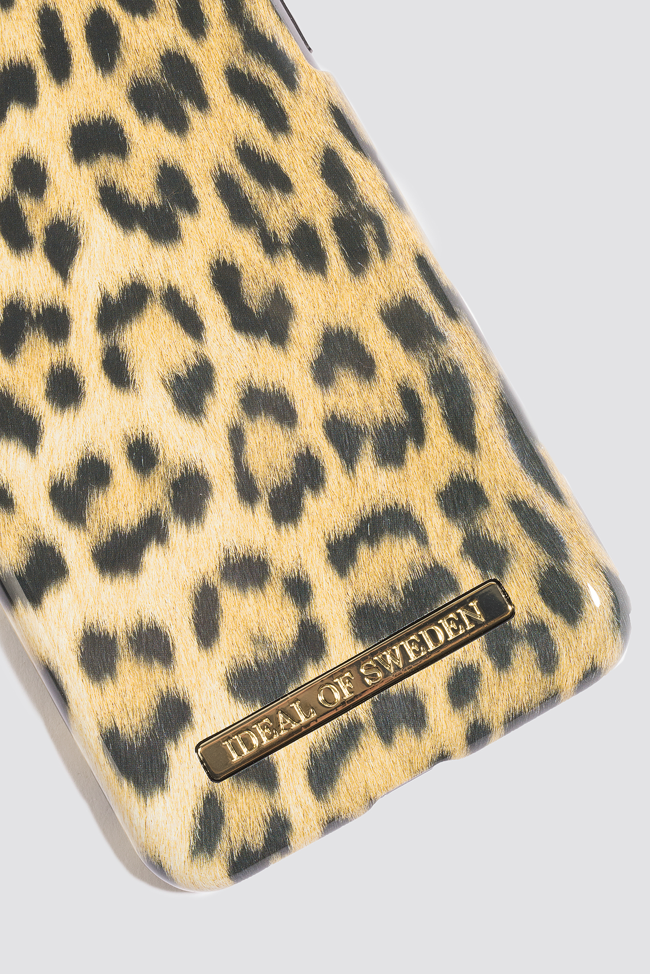 Wild Leopard iPhone X Case NA-KD.COM
