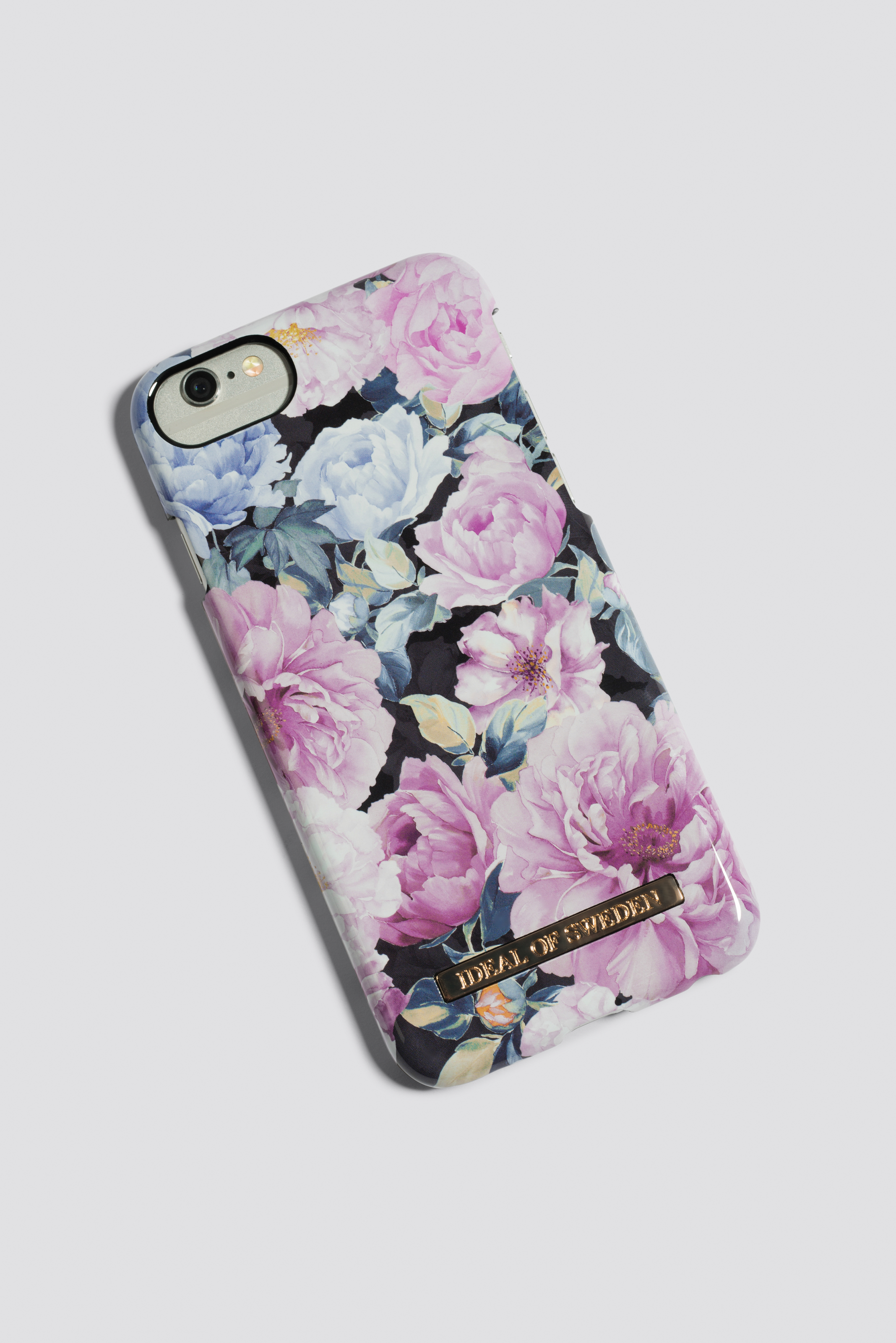 IDEAL OF SWEDEN Peony Garden Iphone 6/7/8 Case - Pink, Multicolor in Pink,Multicolor