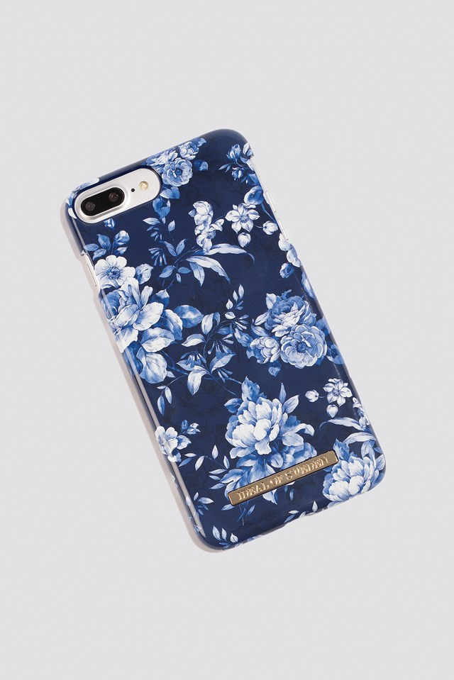 Sailor Blue Bloom iPhone 6/7/8 Plus Case Sailor Blue Bloom