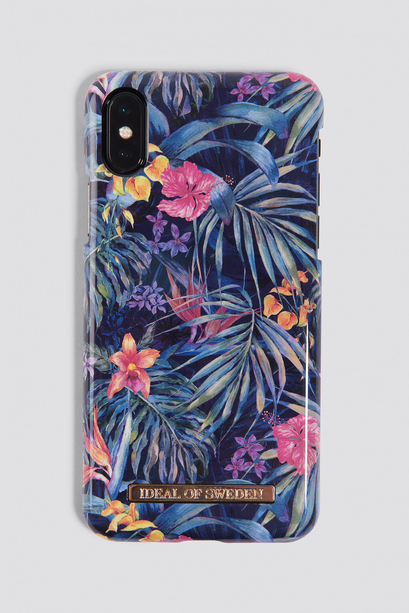 Mysterious Jungle iPhone X Case NA-KD.COM