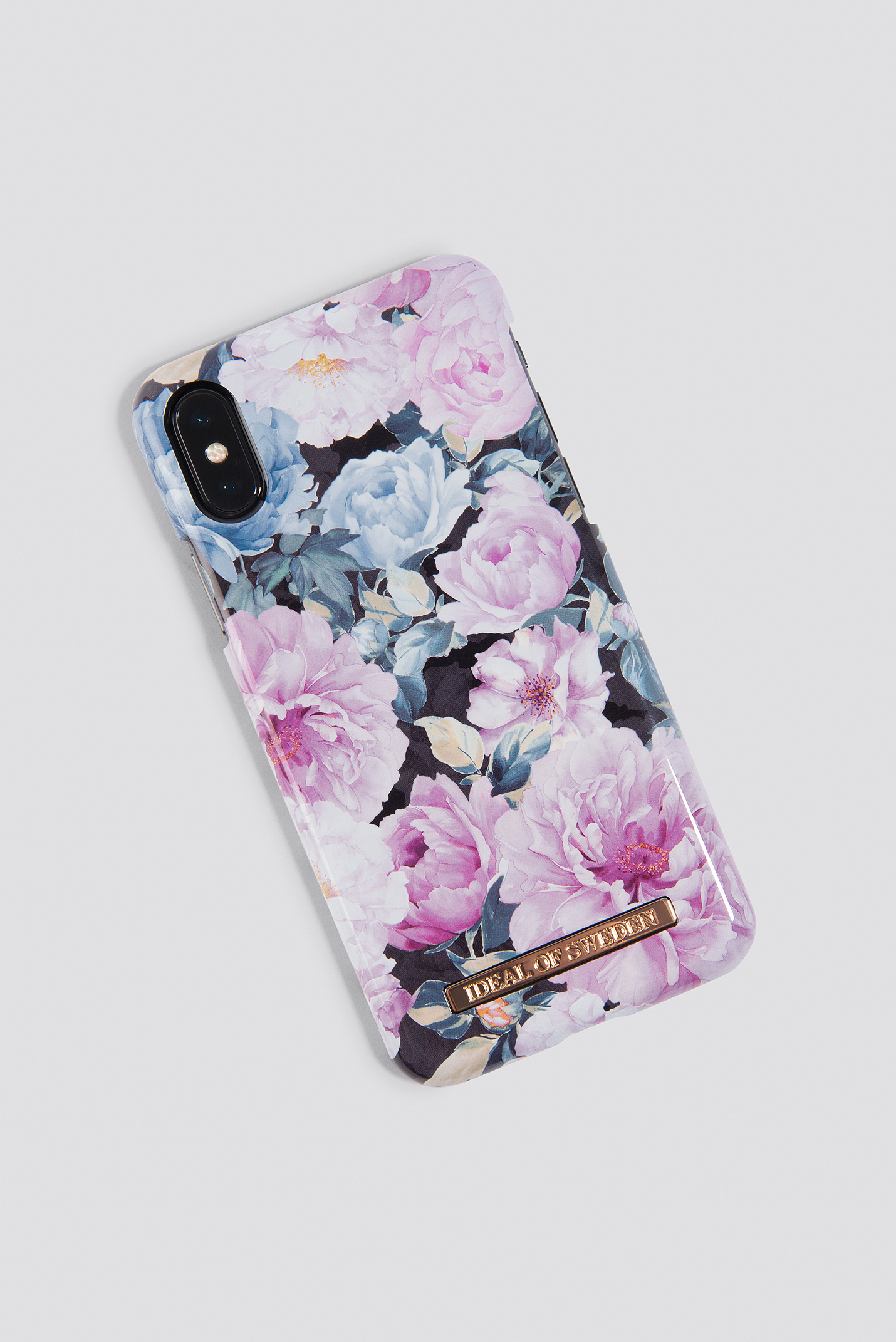 IDEAL OF SWEDEN PEONY GARDEN IPHONE X CASE - PINK, MULTICOLOR