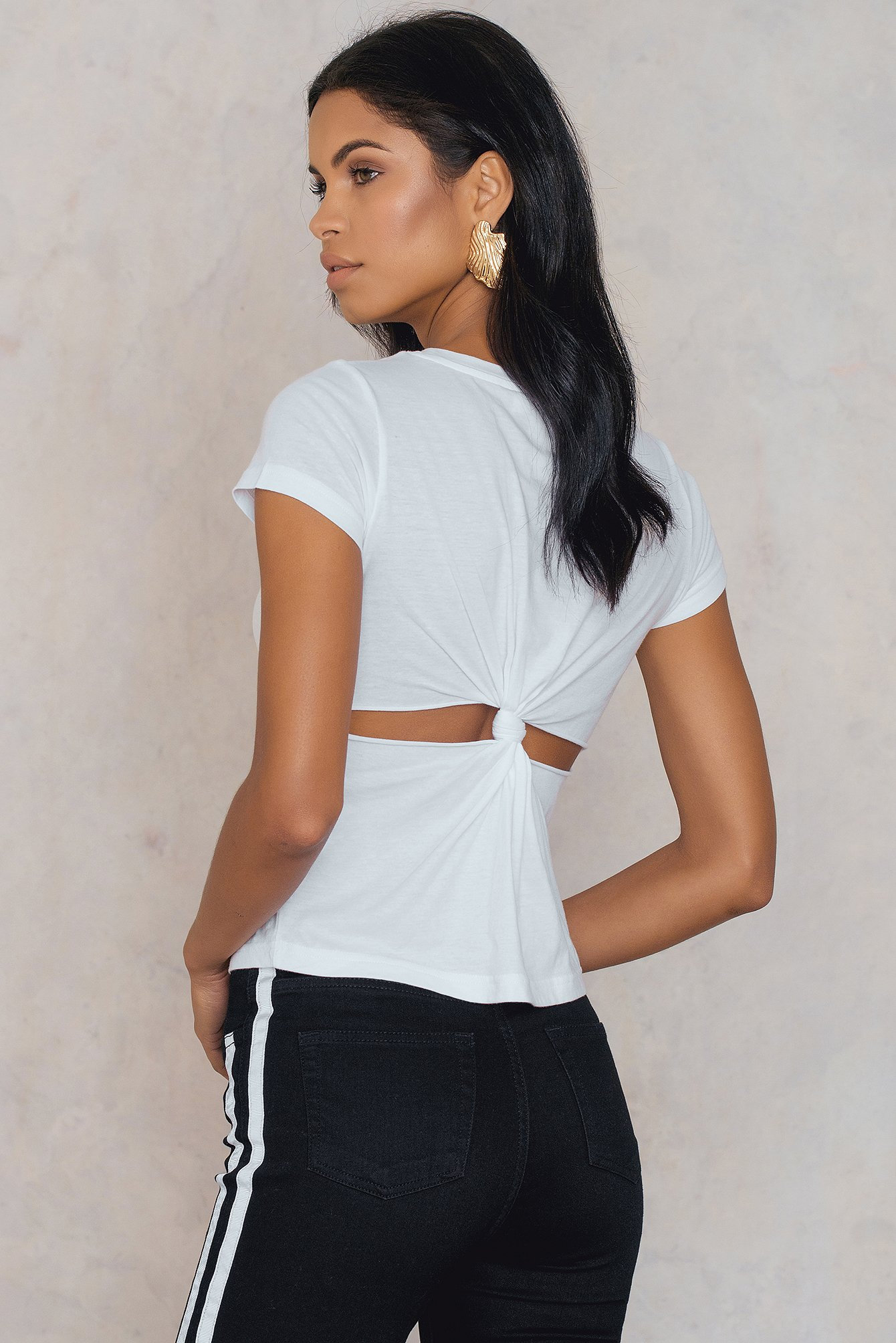 Cheap Monday Home Top White