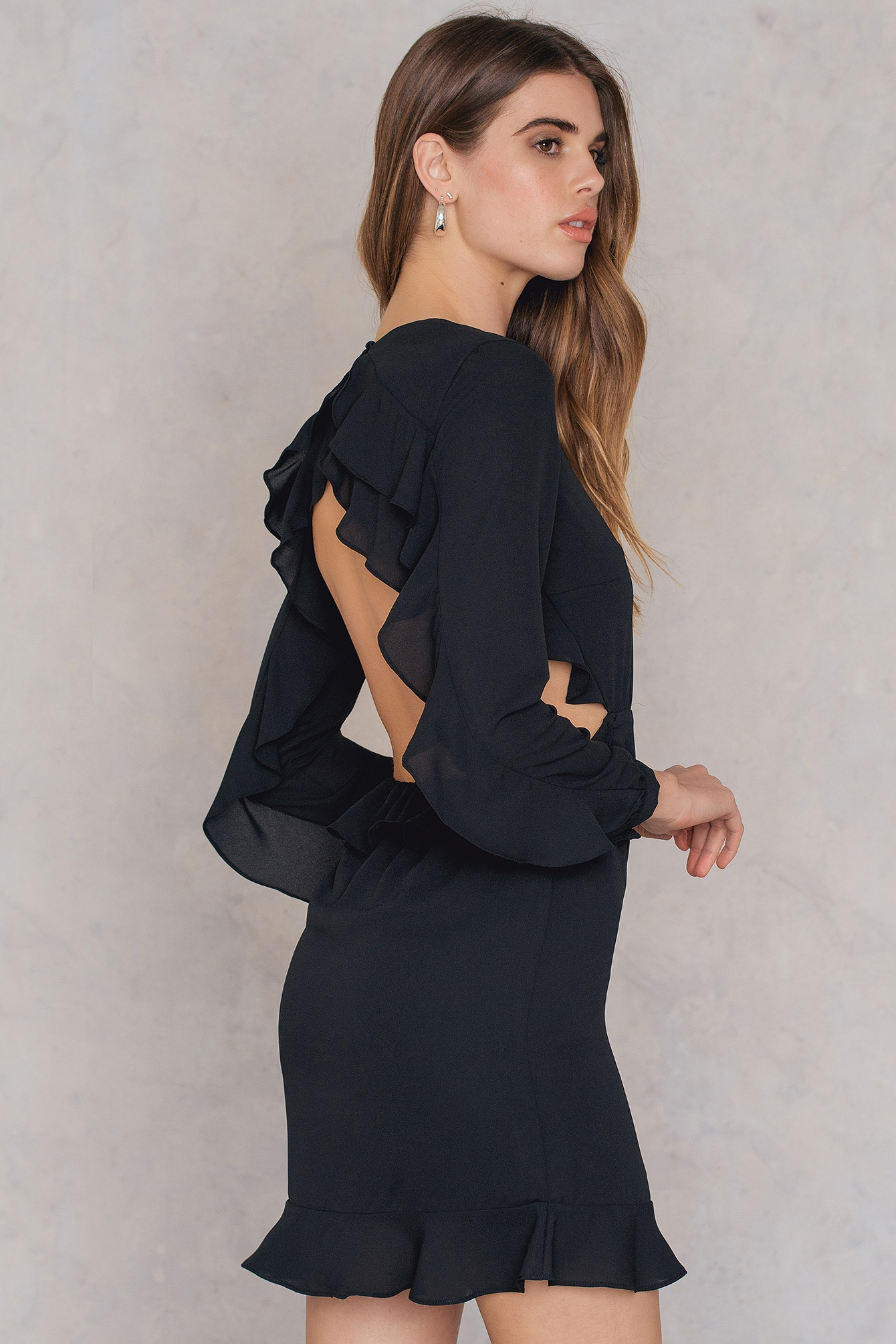 FAYT Zayden Dress Black by FAYT
