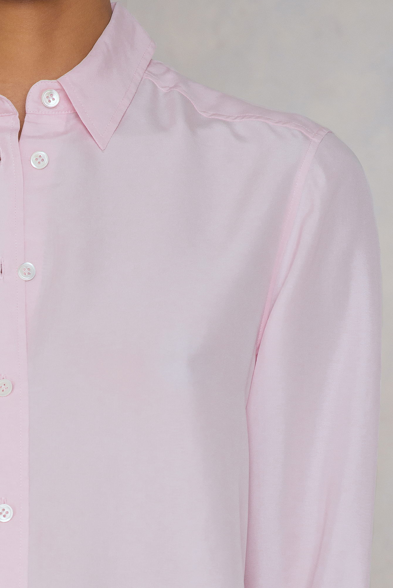 Washed Silk Shirt NA-KD.COM
