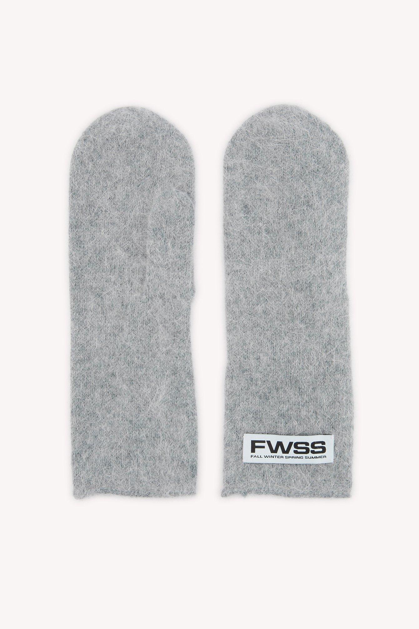 FWSS Talk About Mittens Grey