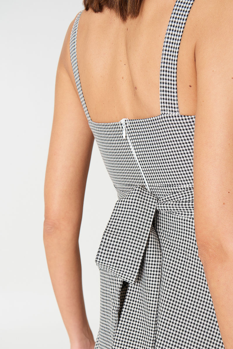 Checkered Dress NA-KD.COM