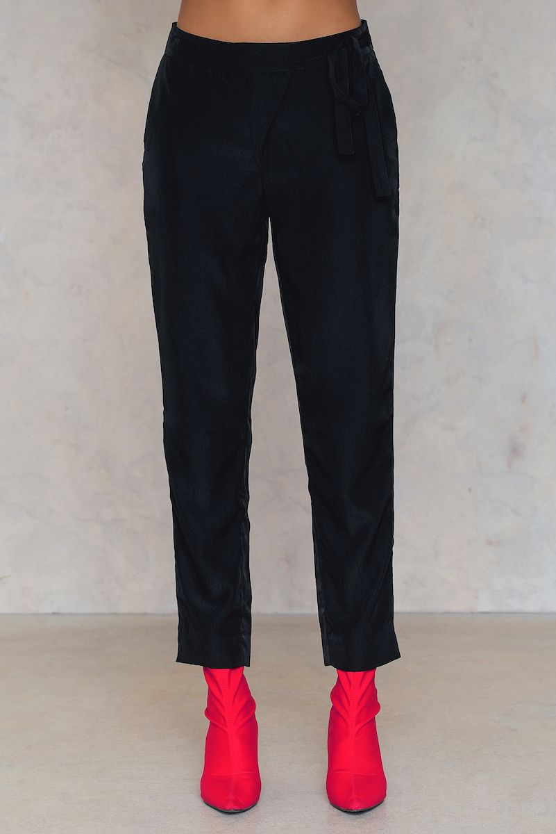 Rut & Circle Elise Pants Black