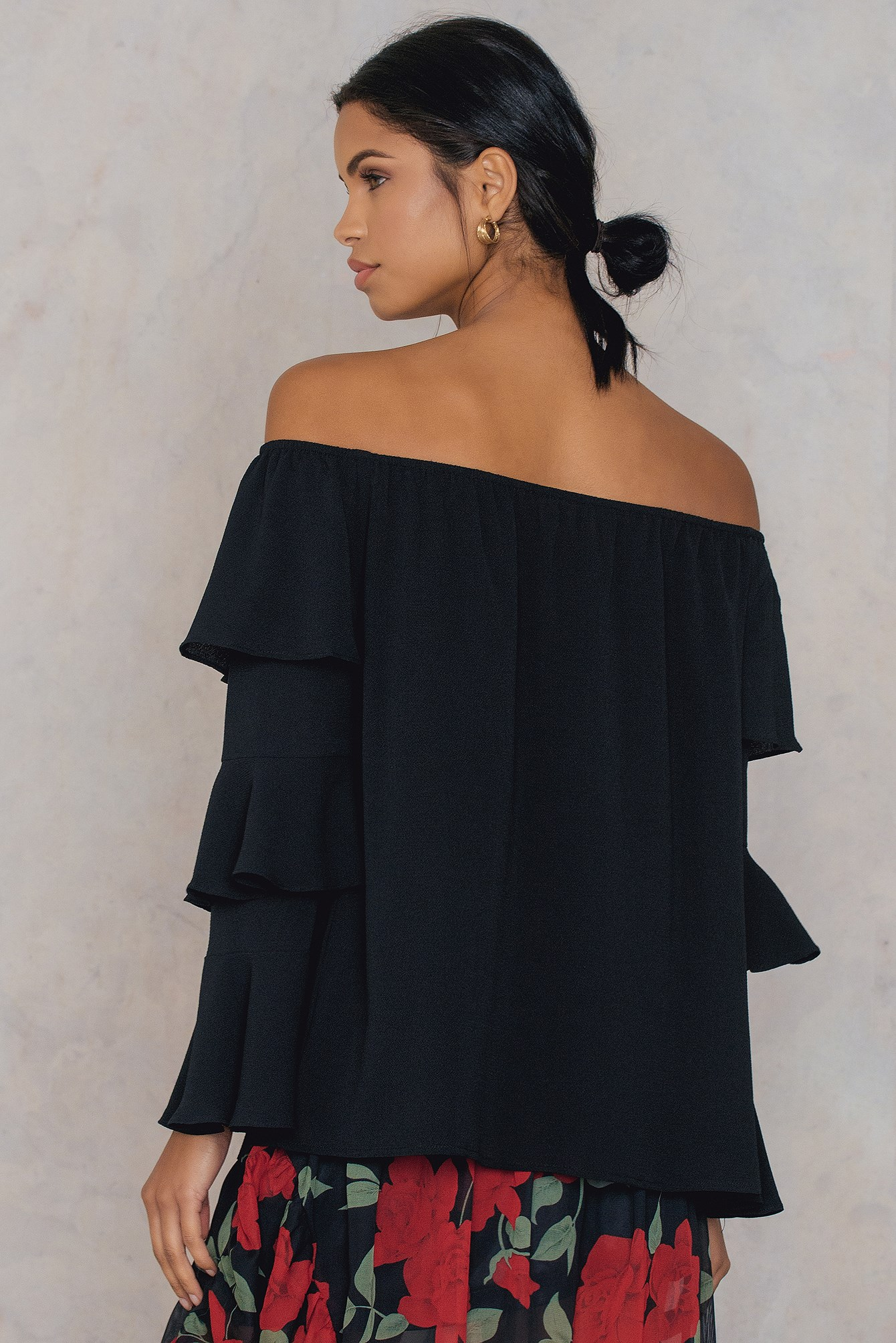 Off Shoulder Top NA-KD.COM