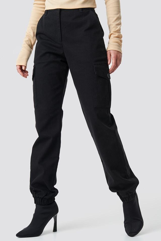 Camo Cargo Pants NA-KD.COM