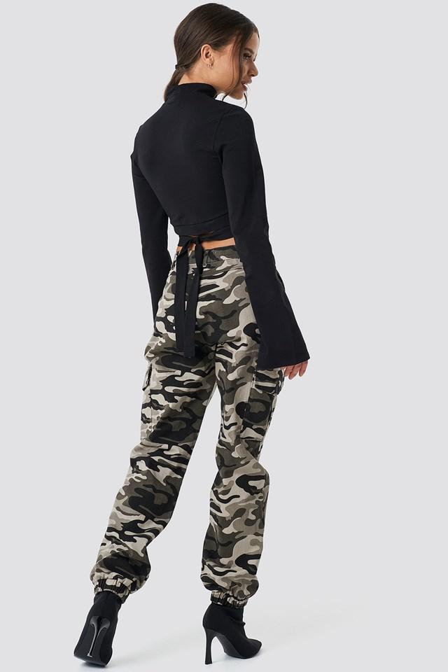 Camo Cargo Pants Camo