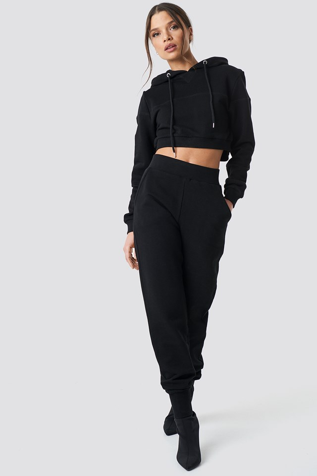 Everyday Sweatpants Black