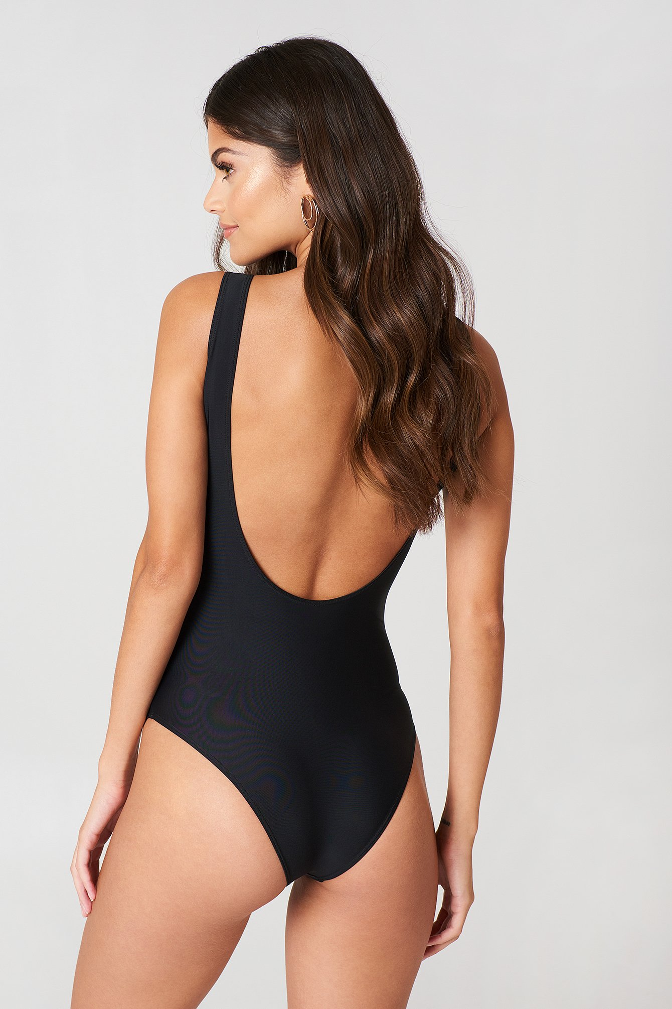 Cup Frill Swimsuit NA-KD.COM
