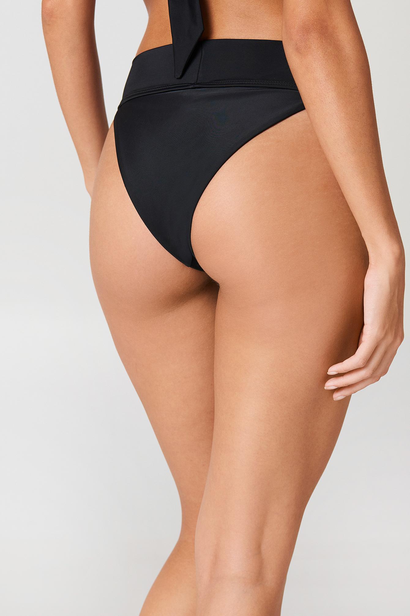 Folded Bikini Panty NA-KD.COM