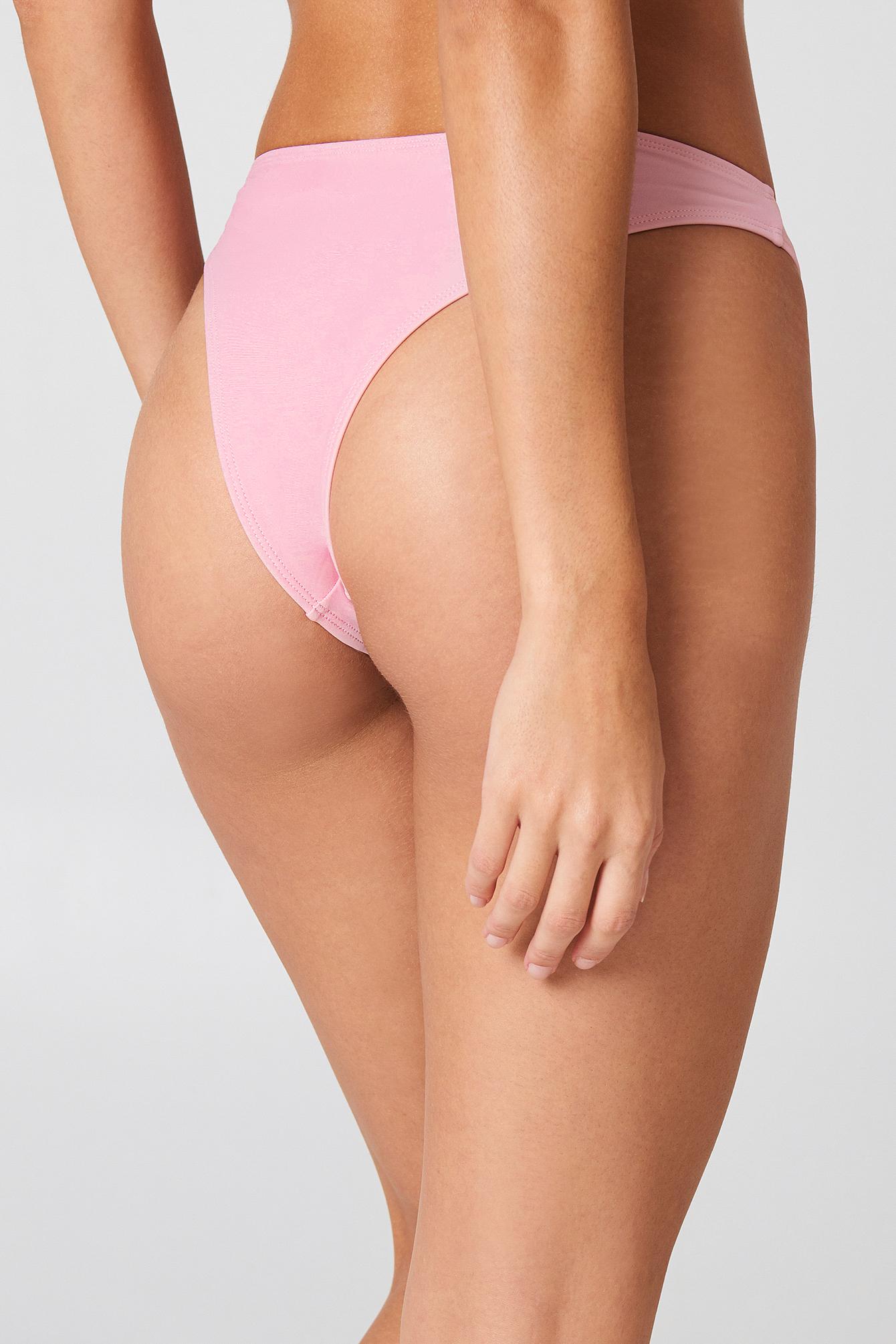 Dół bikini z wysokimi wycięciami NA-KD.COM