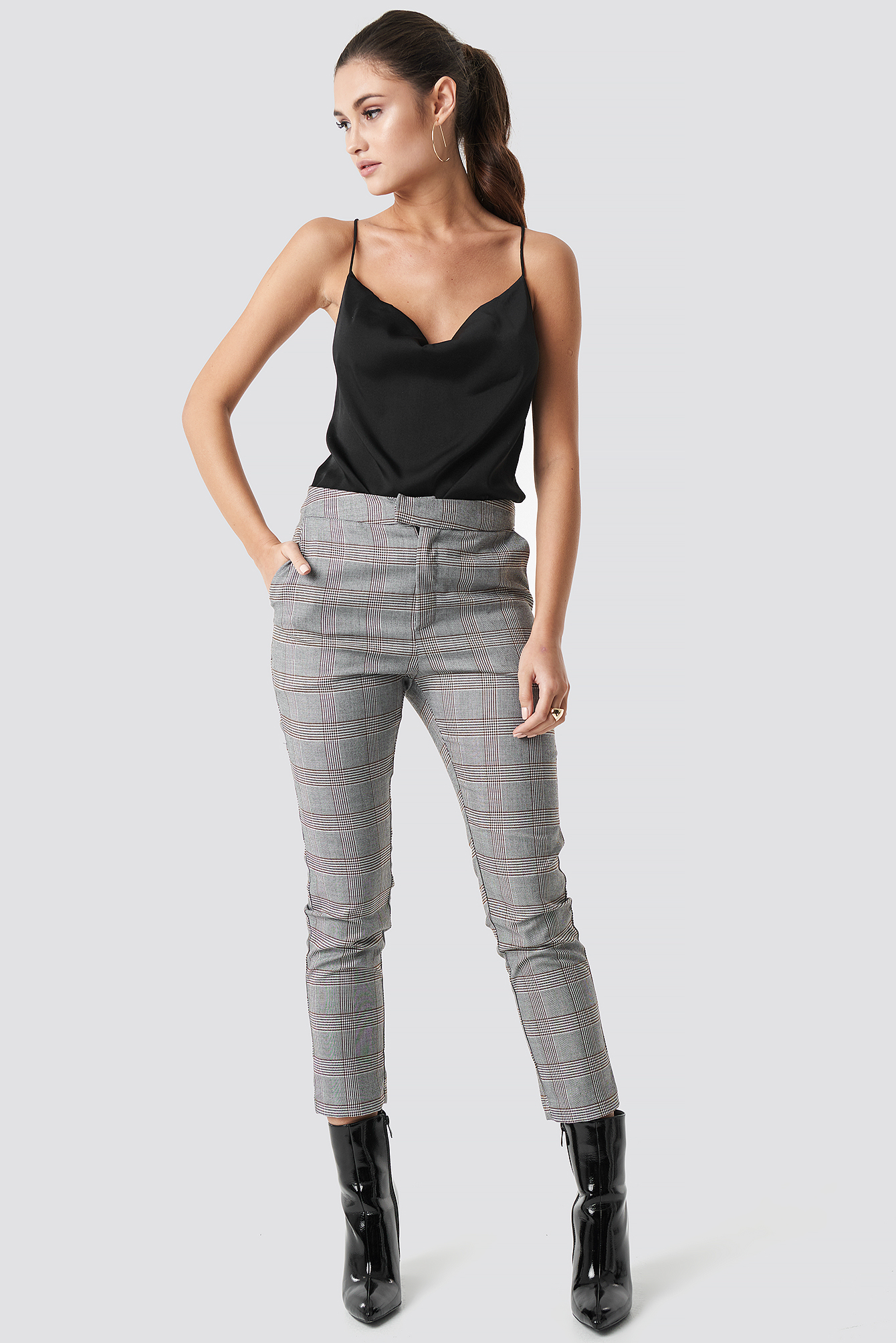 Ankle Suit Pants NA-KD.COM