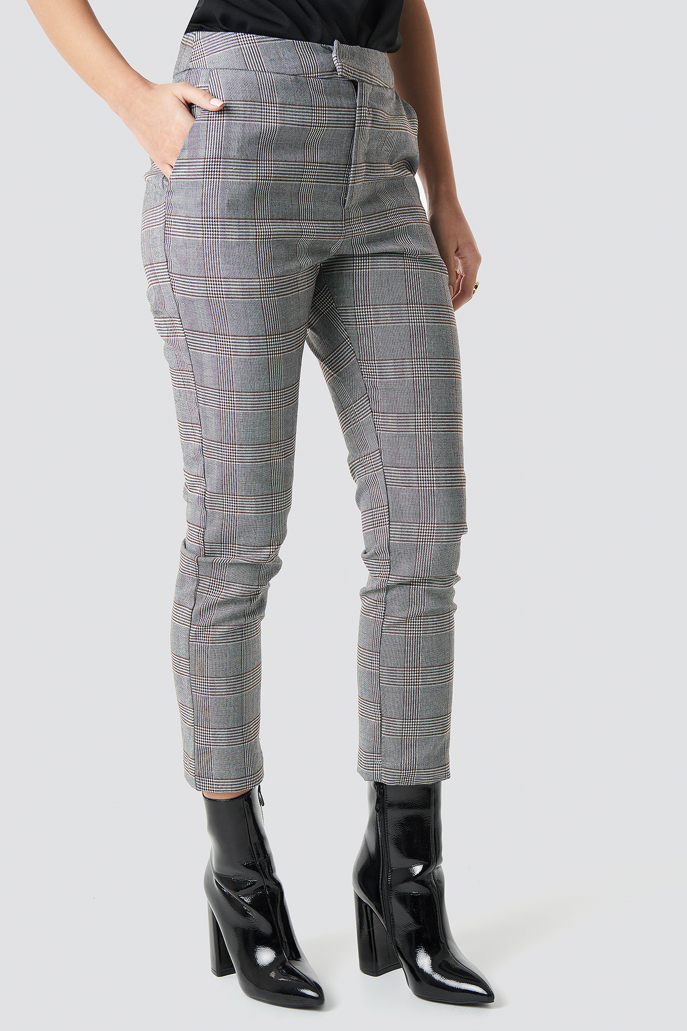 Ankle Suit Pants NA-KD.COM