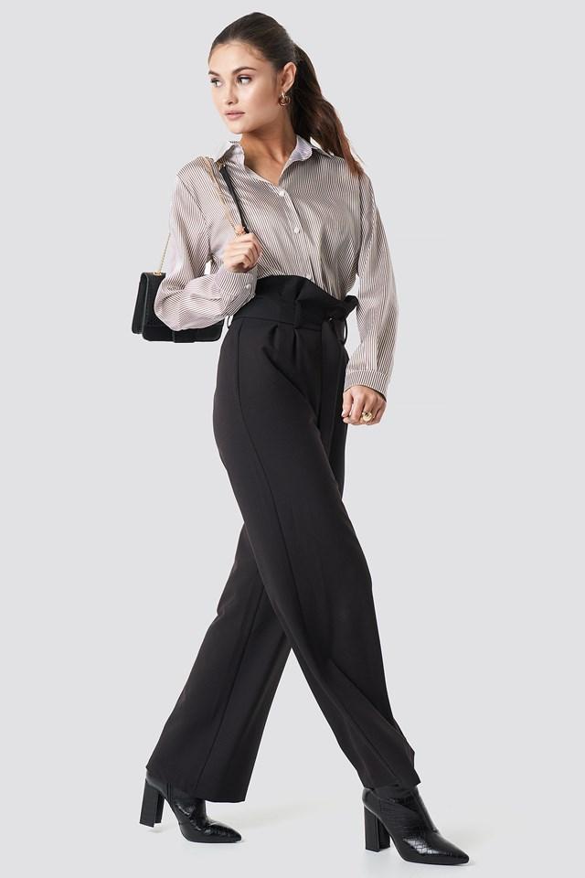 Classic Striped Shirt NA-KD.COM