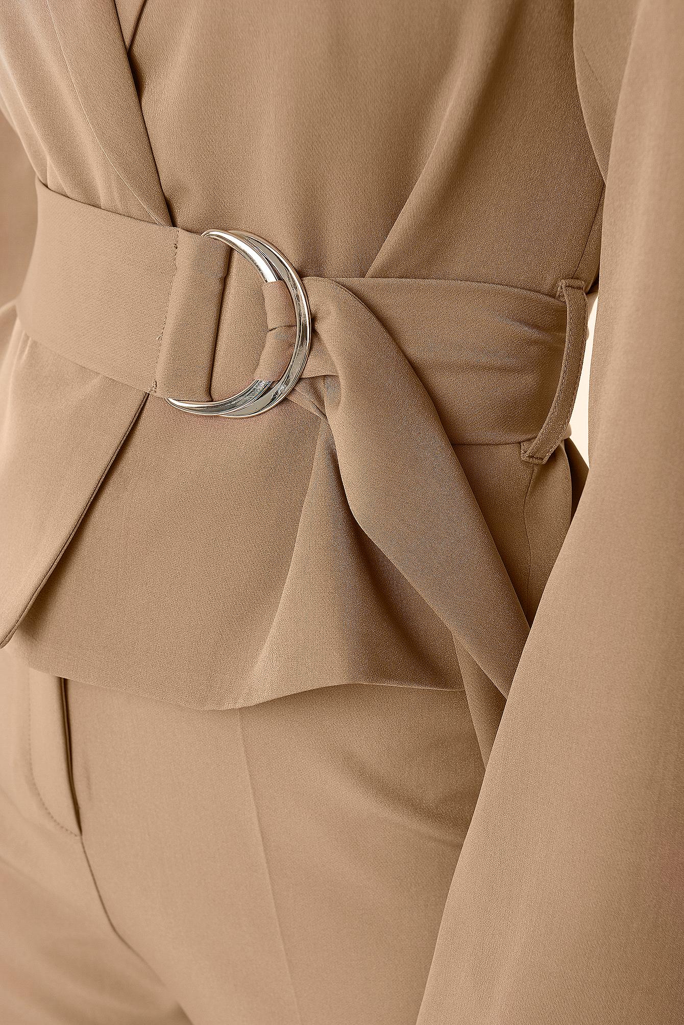 Shoulder Padded Short Blazer NA-KD.COM