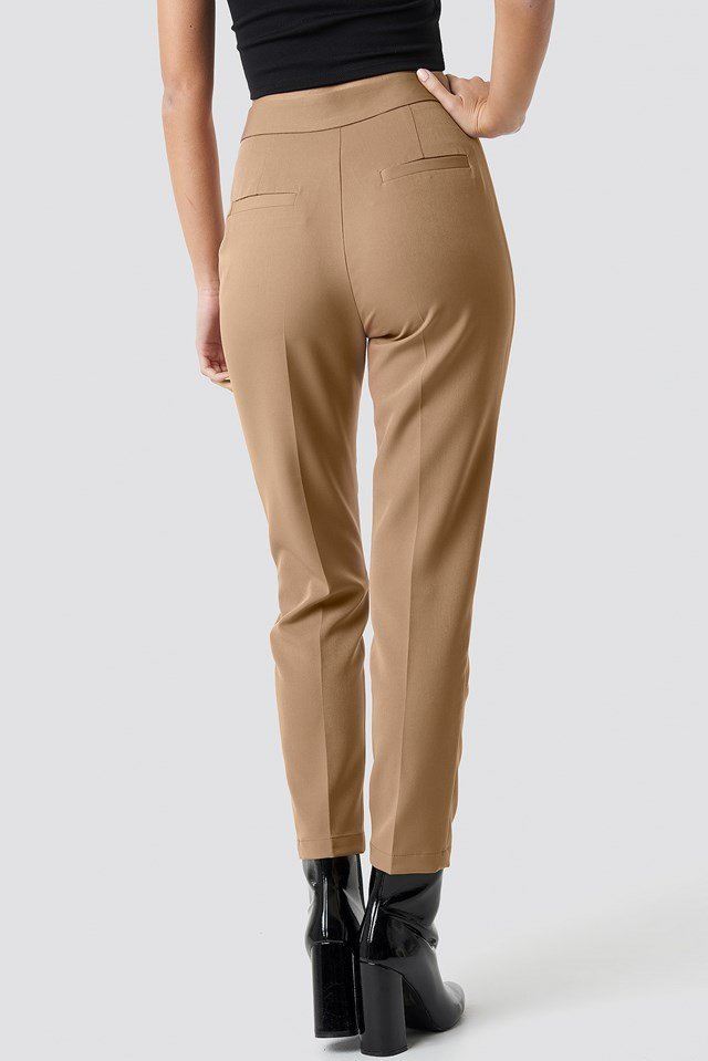 Tailored Slim Suit Pants NA-KD.COM
