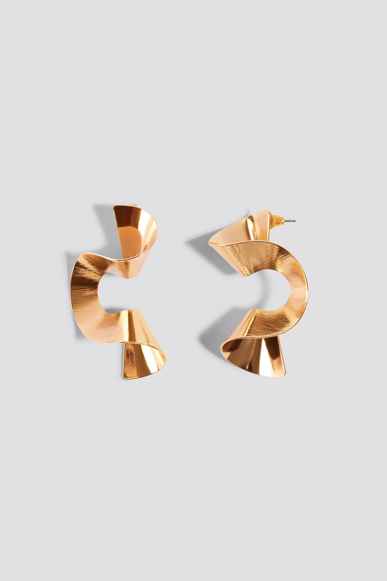 Twisted Earrings NA-KD.COM