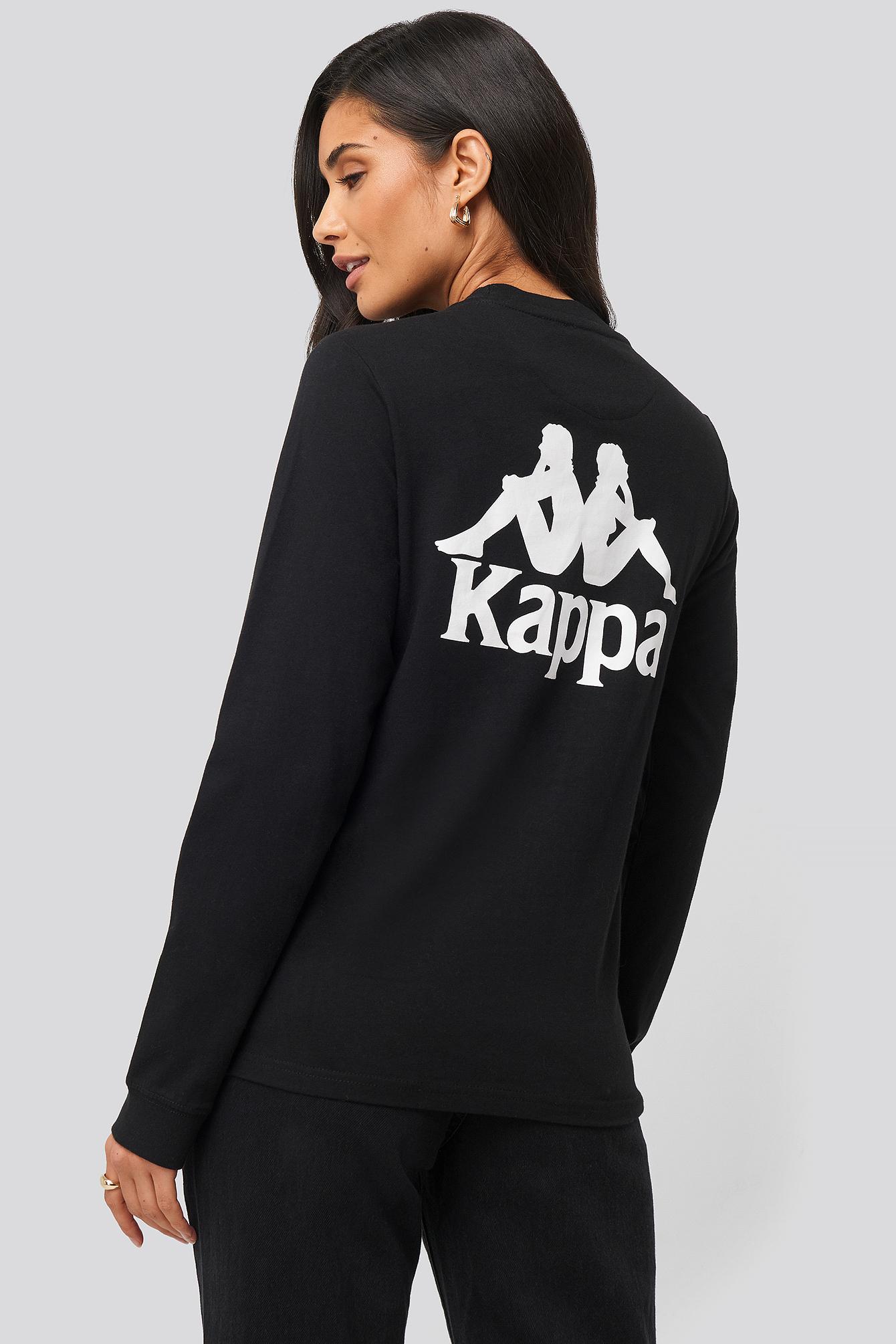 Kappa Tops Wincy Tee Black