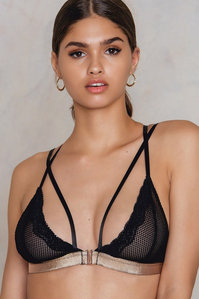 Bianca Bralette Black