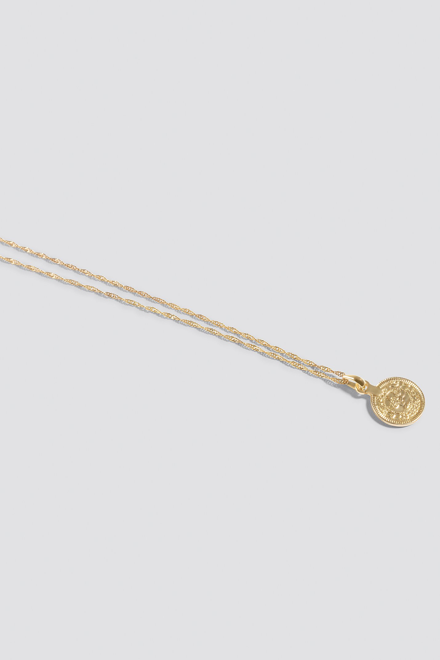 Coin Necklace NA-KD.COM