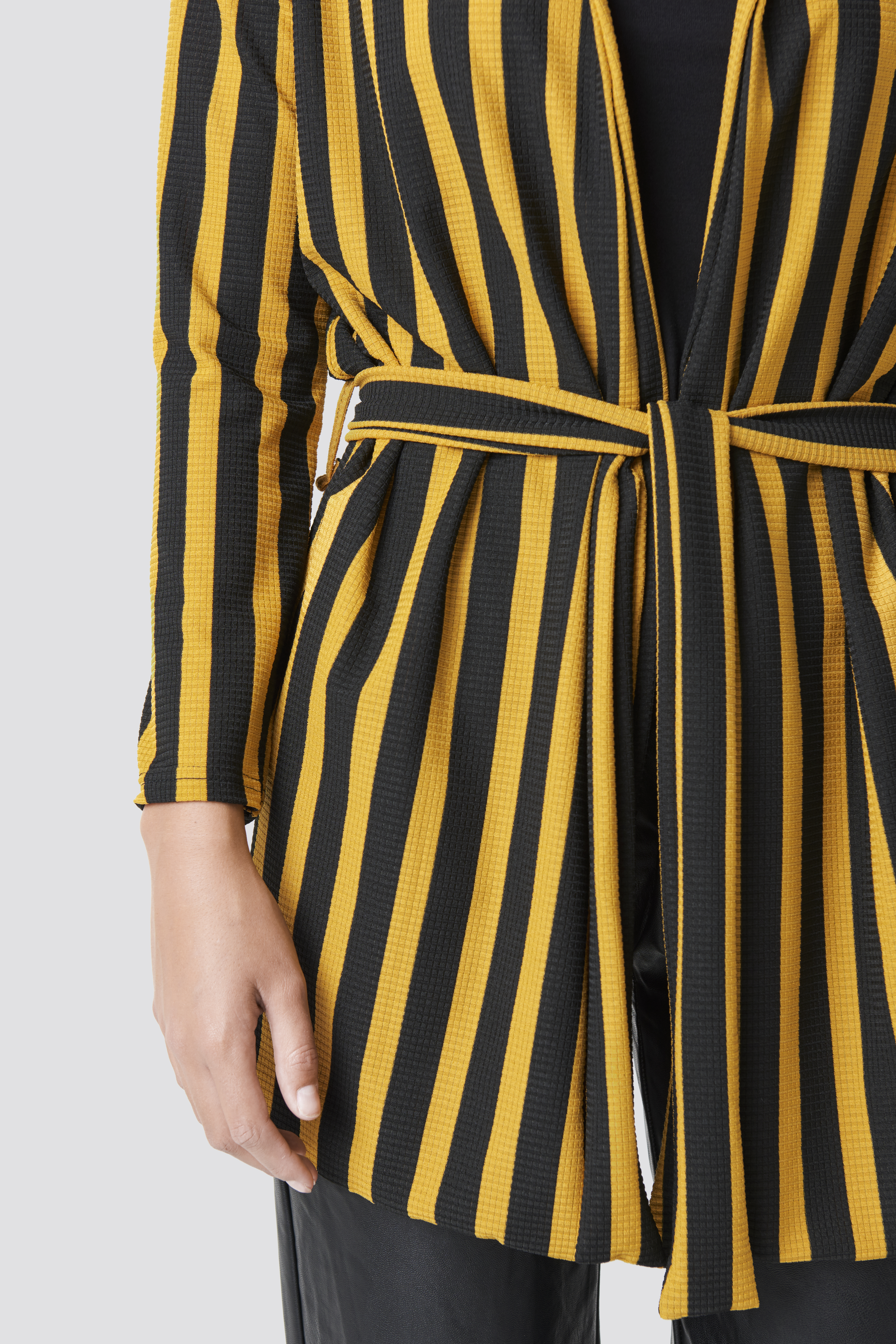 Oversized Striped Blazer NA-KD.COM