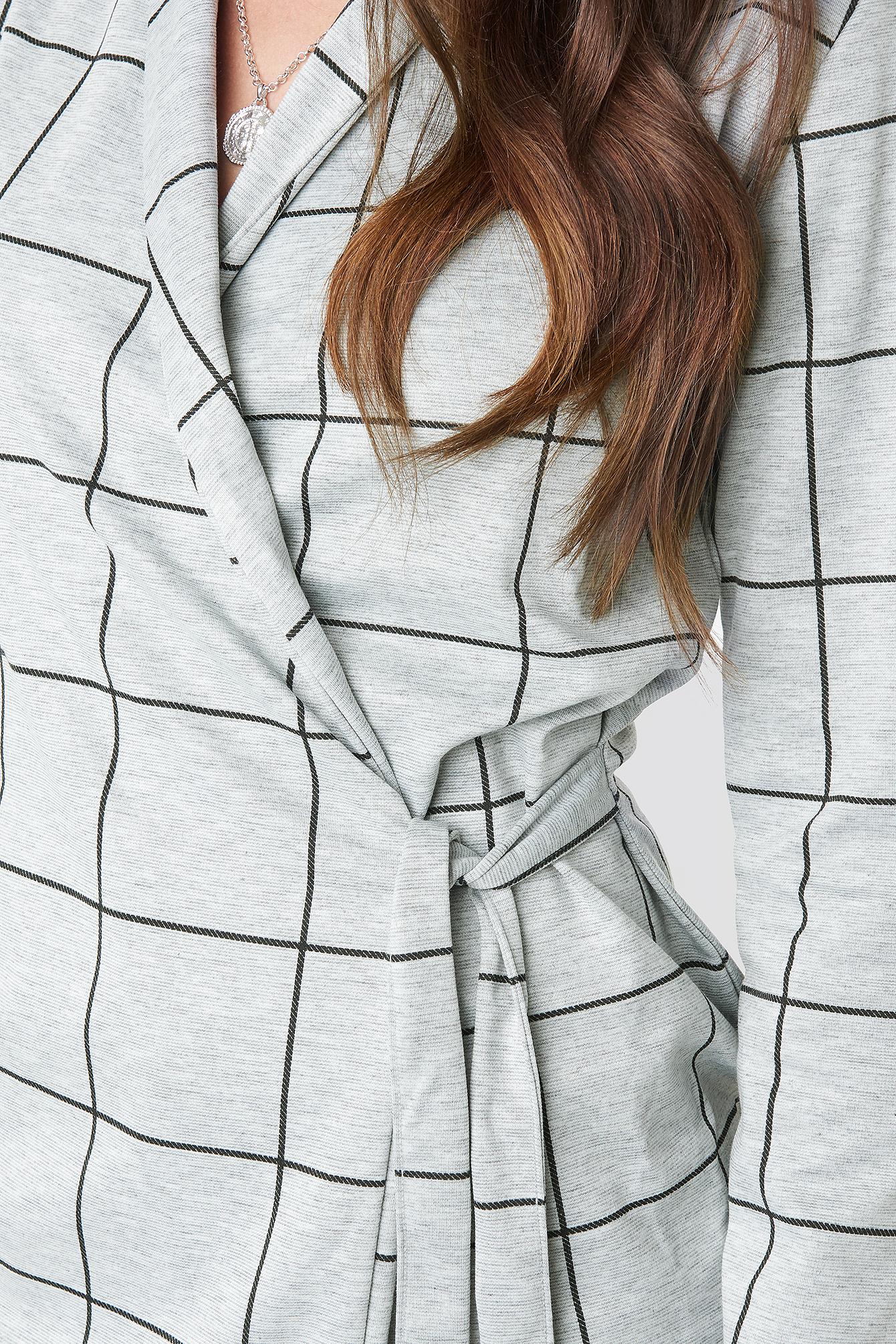 Chack Wrap Blazer Dress NA-KD.COM